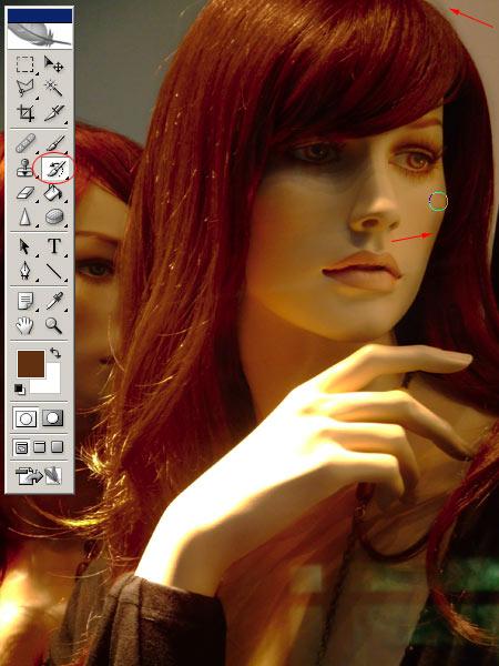 Hair Dye In Photoshop  Digiretus