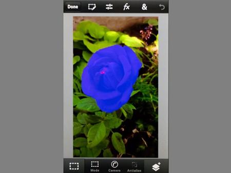 Photoshop Touch: Color replacement - Digiretus com