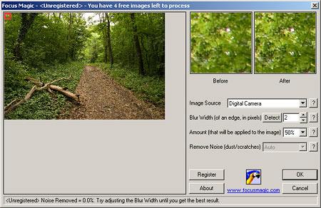 Focus Magic 3 0 Photoshop Plugin - Digiretus com