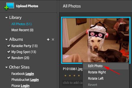 Adobe Photoshop Express (Beta) - Photo editing I.