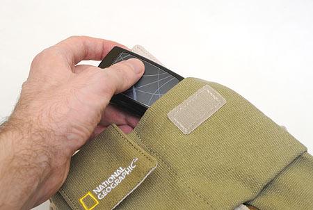 National Geographic 2346 shoulder bag / photo side bag 2.