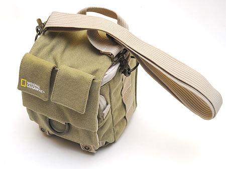 National Geographic 2346 shoulder bag / photo side bag 9.